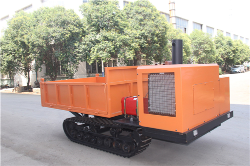 小型履带yun输车